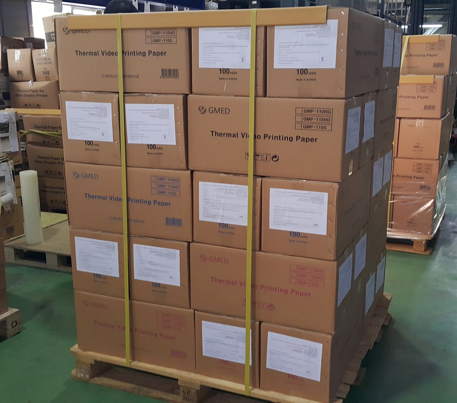Package and Pallet Shipping