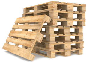 Prepare a Pallet for Shipping