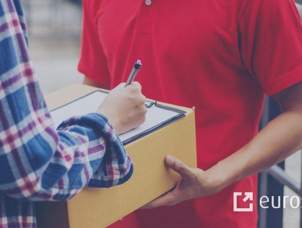 Standard courier services Eurosender