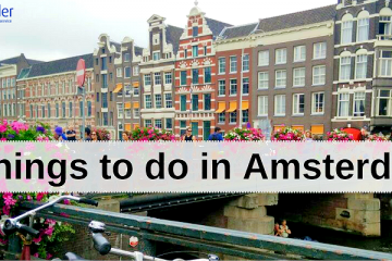 9 things to do in Amsterdam