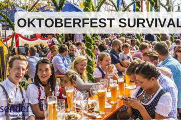 OKTOBERFEST SURVIVAL KIT