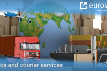 Courier and logistics services