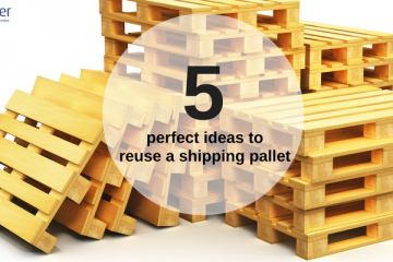 perfect ideas to reuse a shipping pallet