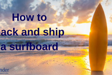 How to pack a surfboard