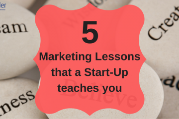 marketing lessons start-up
