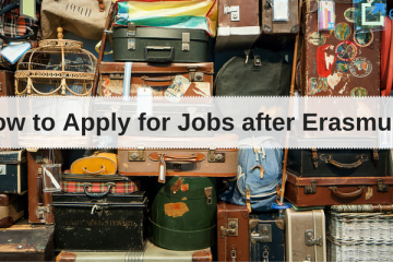 Apply for Jobs after Erasmus