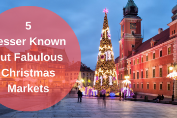 Lesser Known Christmas Markets