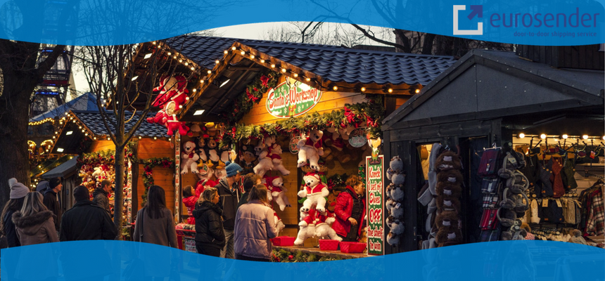 oldest Christmas markets in Europe