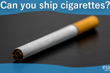 How to ship cigarettes