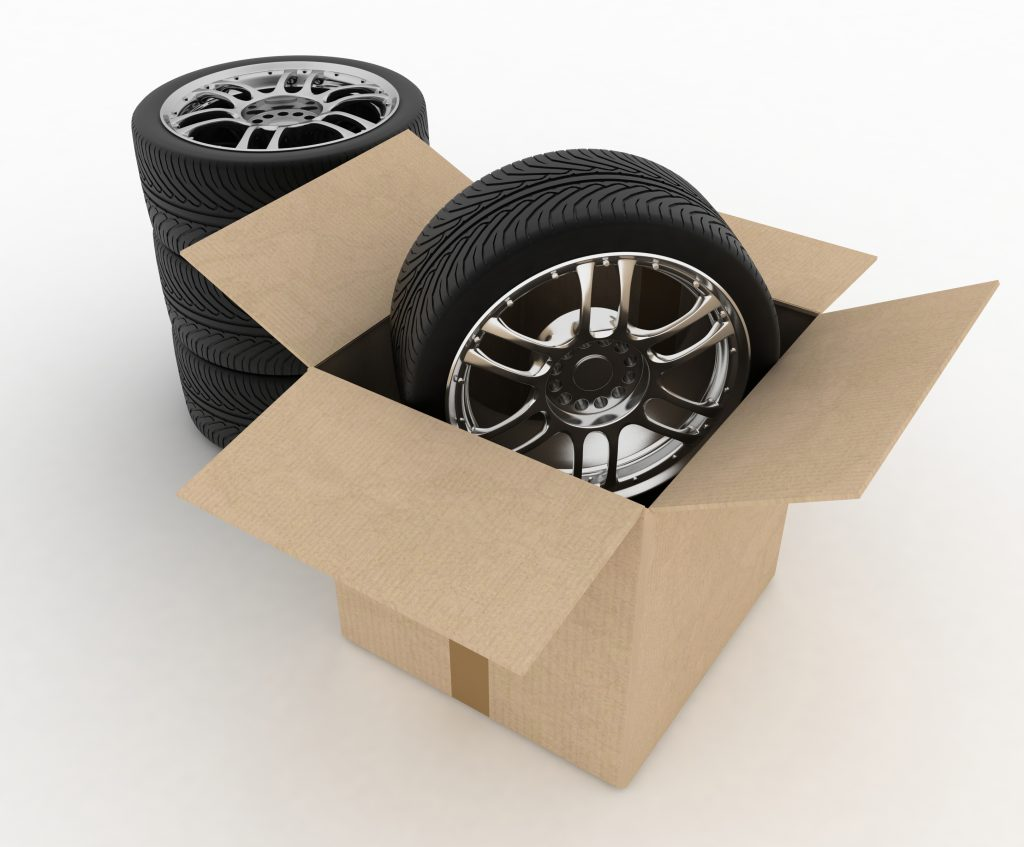 How To Pack Car Tires And Wheels Blog