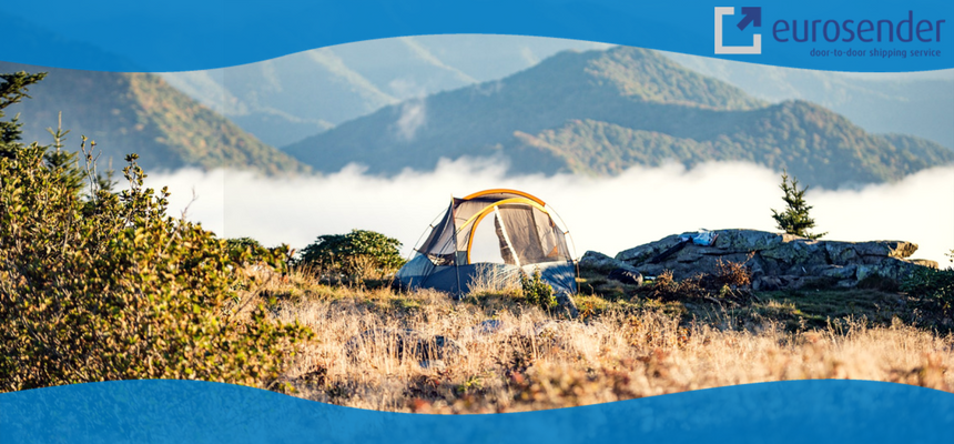 pack and ship a tent & How to Pack and Ship a Tent - Eurosender.com - Blog
