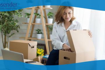 parcel broker vs. courier company