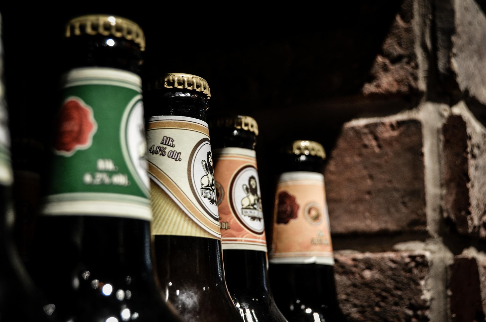 zasady przewożenia alkoholu w Europie