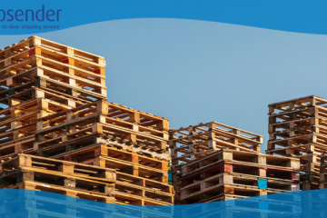 Preparing stackable pallets