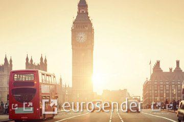 Como enviar encomendas de Londres para Portugal