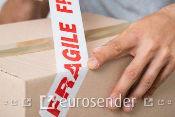 Emballer les objets fragiles n'est pas difficile