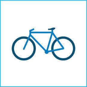 slanje bicikla
