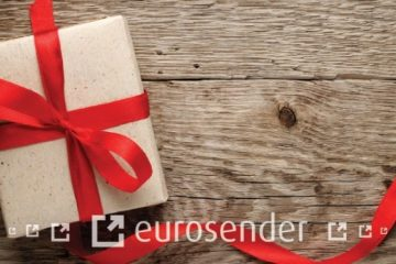 Christmas gift delivery in Europe