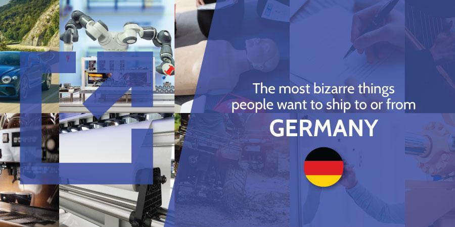 Germany funny shipments