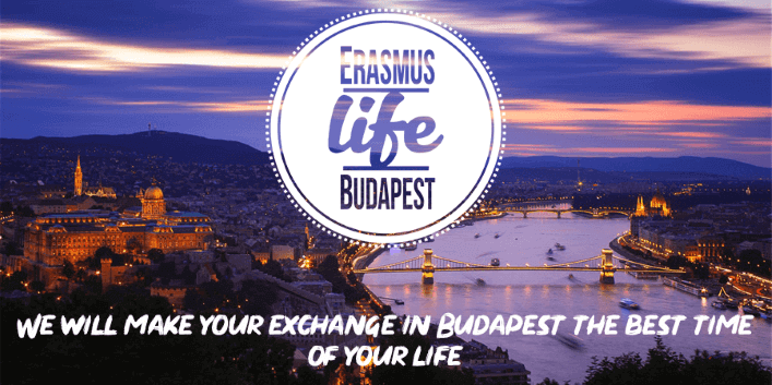 Erasmus life Budapest with Eurosender