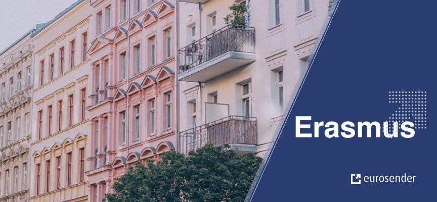 Flatshare Eurosender Erasmus