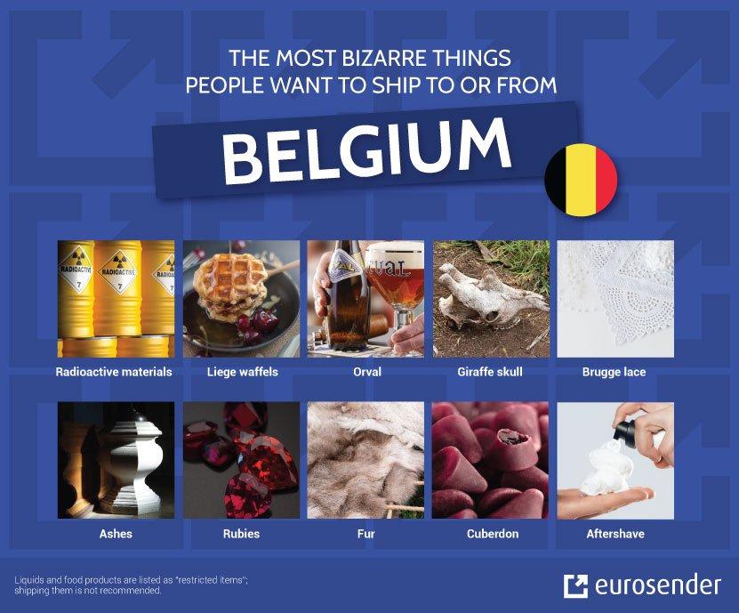 Bizarre Belgium