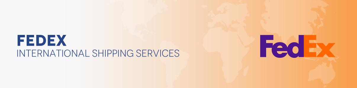 Courier and logistics services: FedEx | Eurosender com