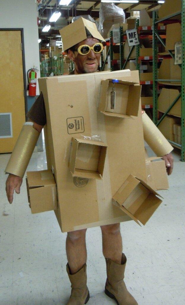 Logistics costume halloween