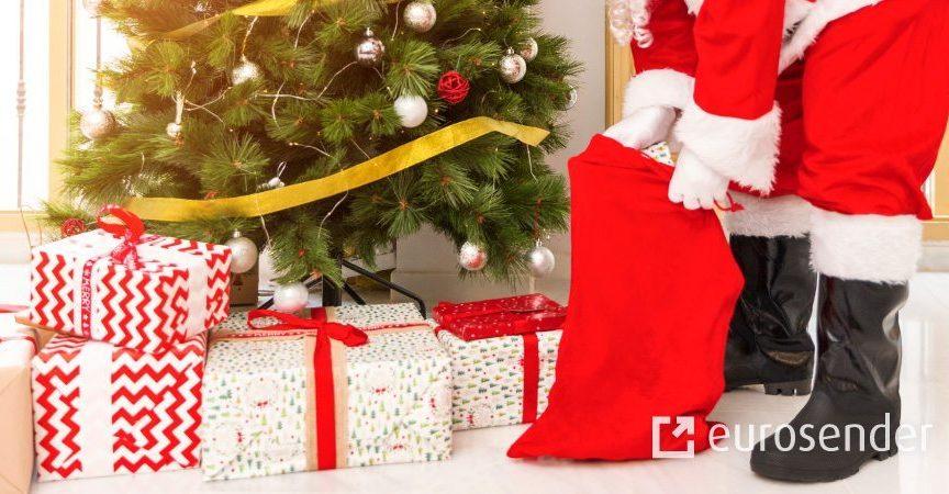 Pourquoi envoyer un cadeau de Noël par coursier ?   Eurosender.