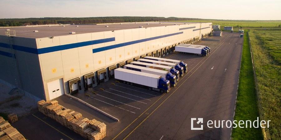 Largest warehouses