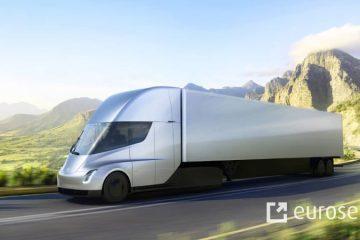 Selfdriving-truck
