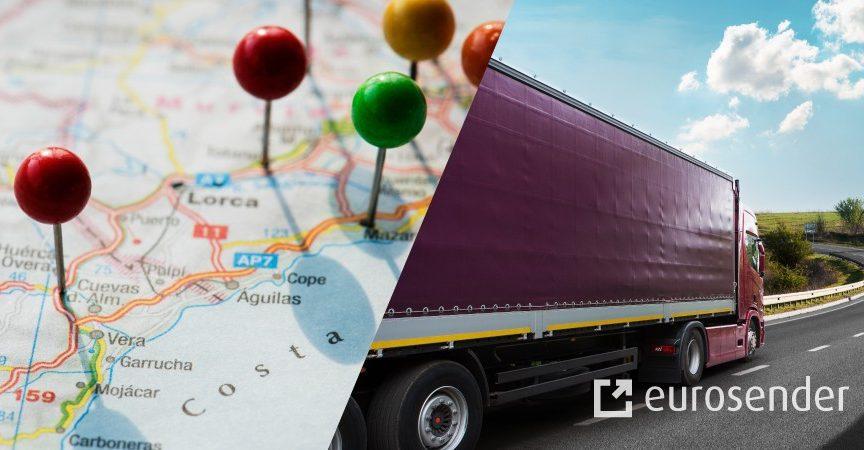 Multi stop truckload