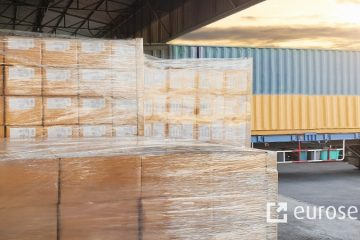 Inbound and outbound logistics examples