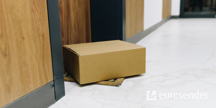 Shipping anonymous packages