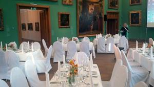 hochzeit party location