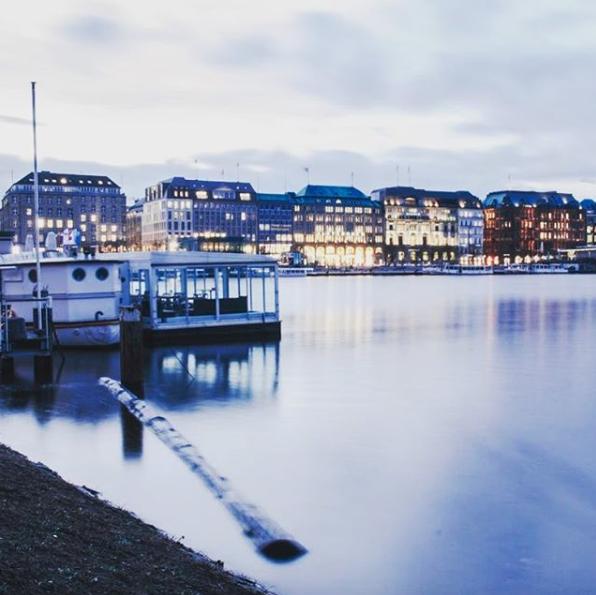Weihnachtsfeier Hamburg Location.Event Location Hamburg Alsterlagune