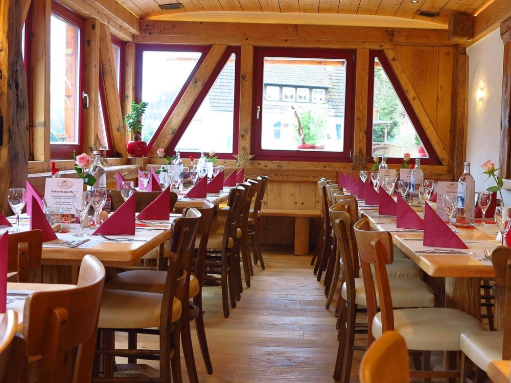 Hotel Schlössle - die perfekte Eventlocation in Schenkenzell