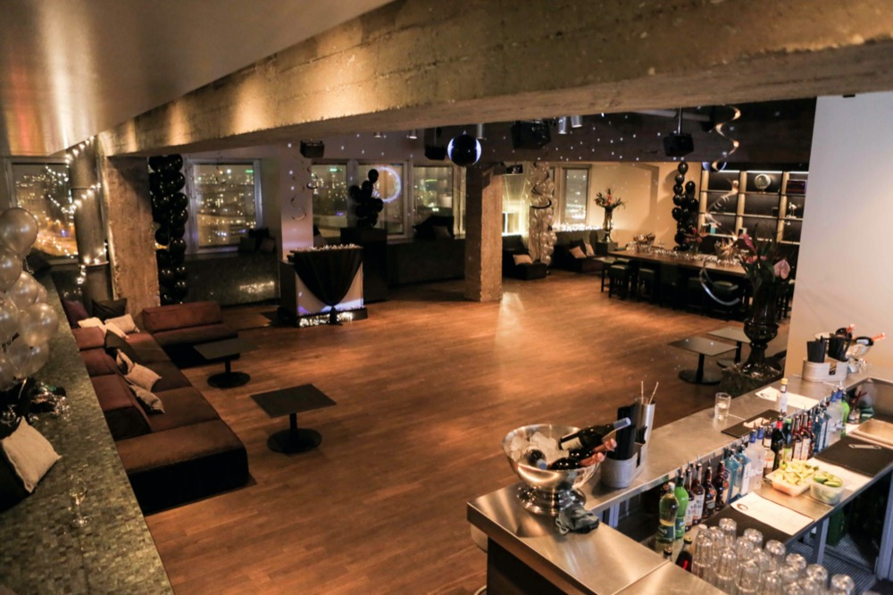 Club House of Weekend - Top Location für Partys bis zu 600 Gäste in Berlin