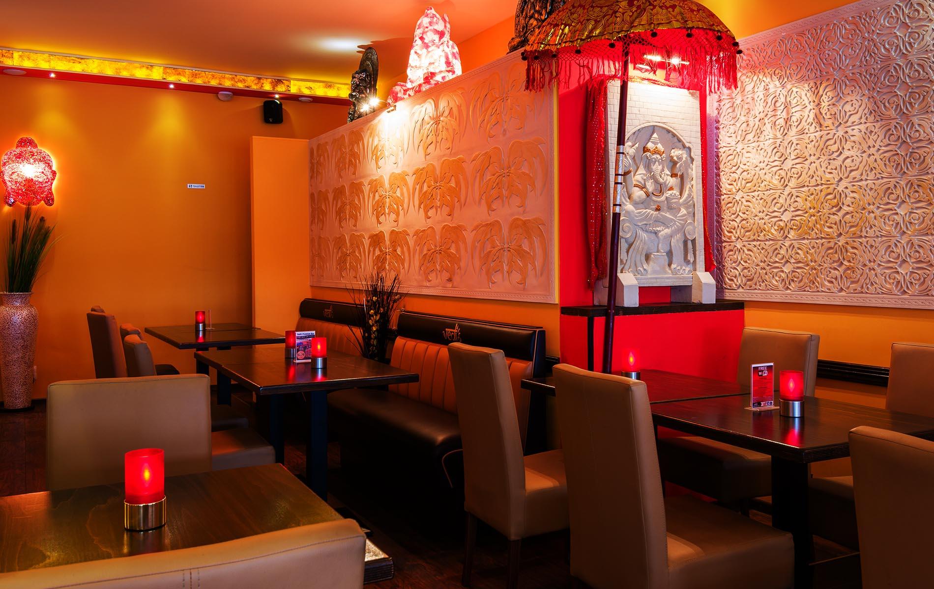 Eventlocation Berlin Vedis Indisches Restaurant Cafe Cocktailbar