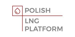 Logo polish lng platform