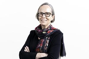 Helsingin Diakonissalaitoksen säätiön hallituksen puheenjohtaja Laura Raitio.