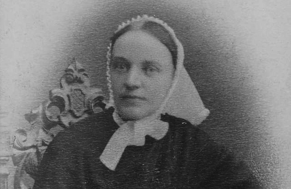 145 vuotta sitten vihittiin ensimmäinen diakonissa. Hän oli Emma Wichman.