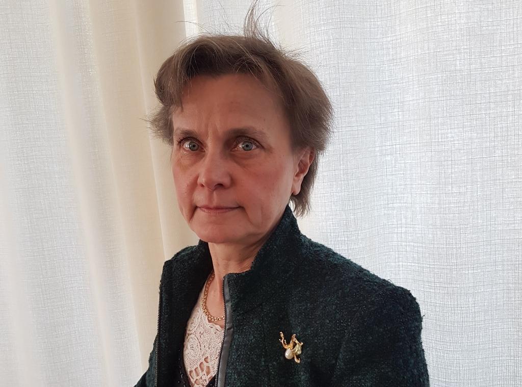 Uusi liiketoimintajohtaja Ella Suojalehto