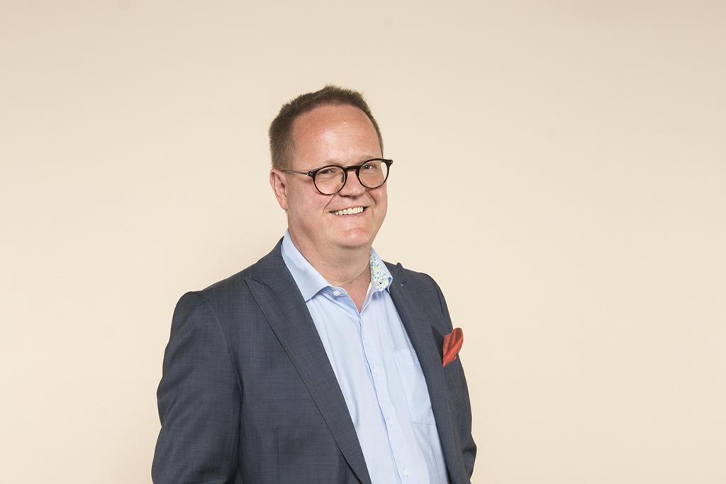 Olli Holmström, CEO, Helsinki Deaconess Institute