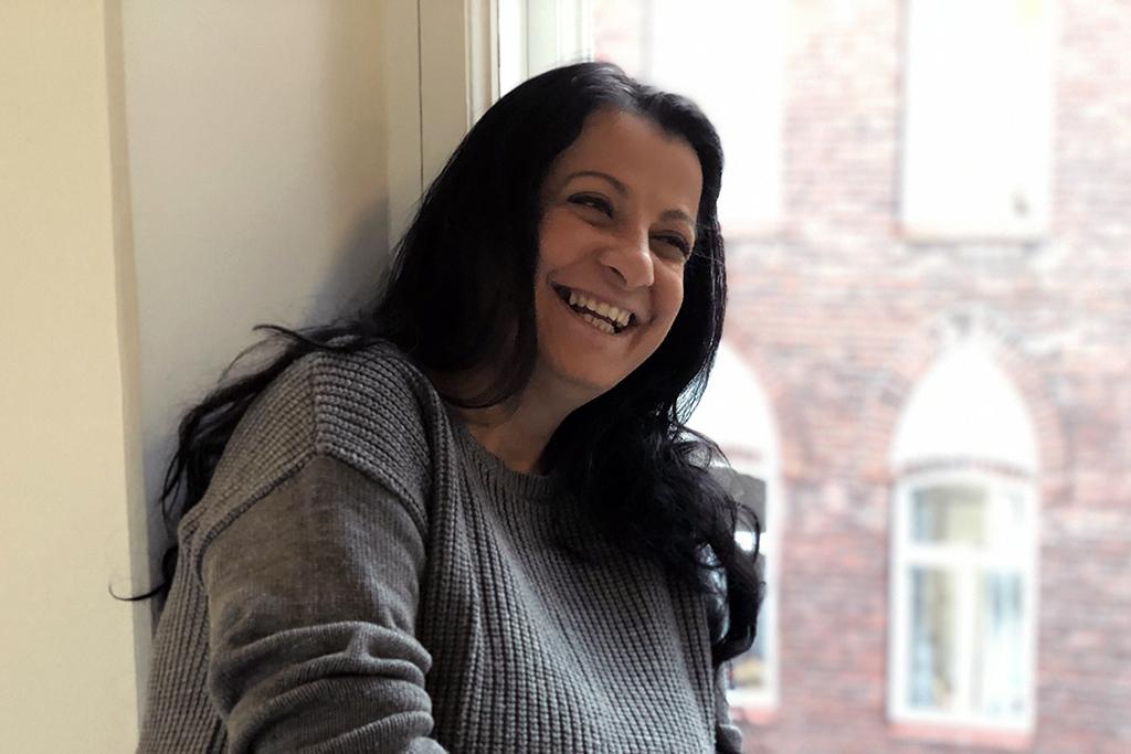 Anca Nica, romanialaisen E-Romnja-järjestön työntekijä.