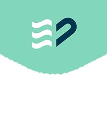Diakonissalaitoksen Hoiva Oy:n logo.