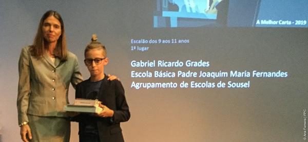 Gabriel Grades, um dos meus heróis 56