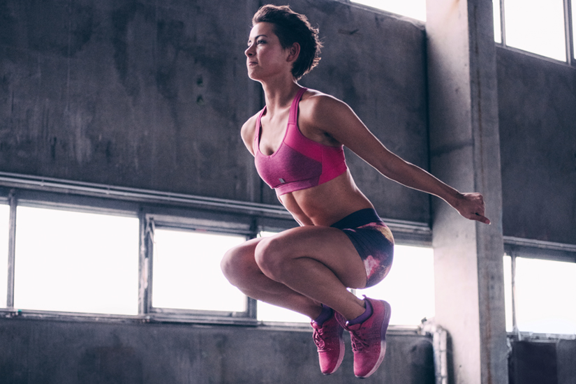 Workout of the Month: 8 Jumping Exercises
