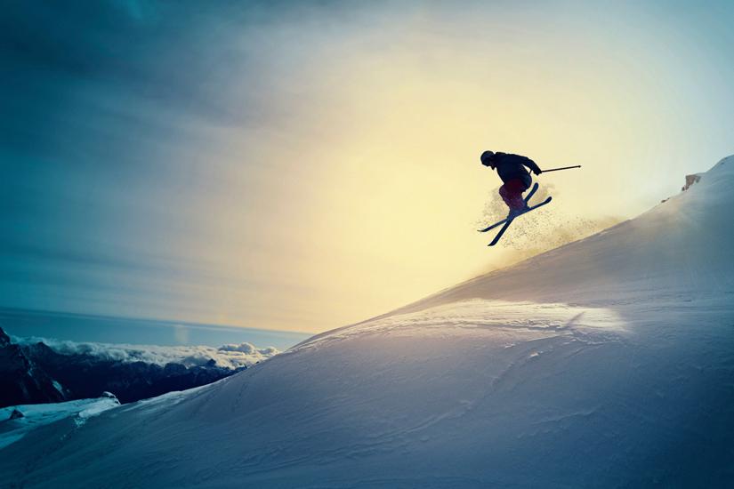 Die 5 besten Skiorte der Welt
