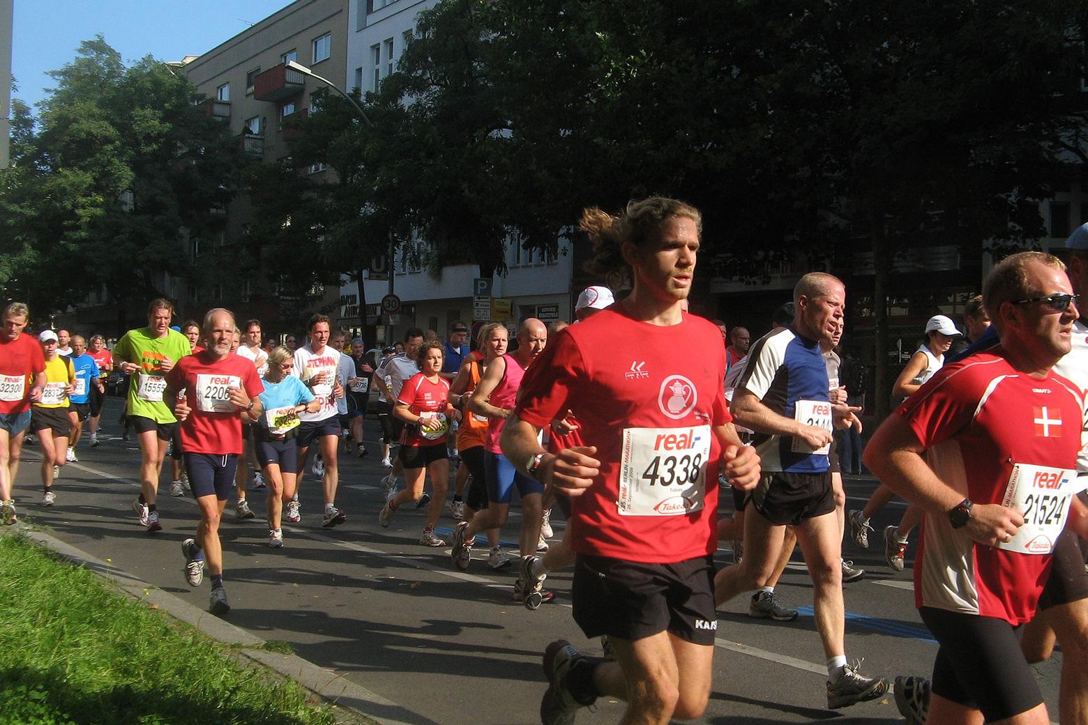 Die 5 Besten City Marathons in Europa